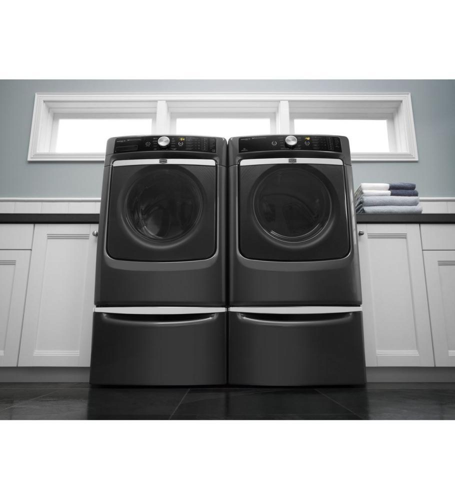 Maytag mhw8000ag maxima xl series 4 3 cu ft front load for Decoration list mhw
