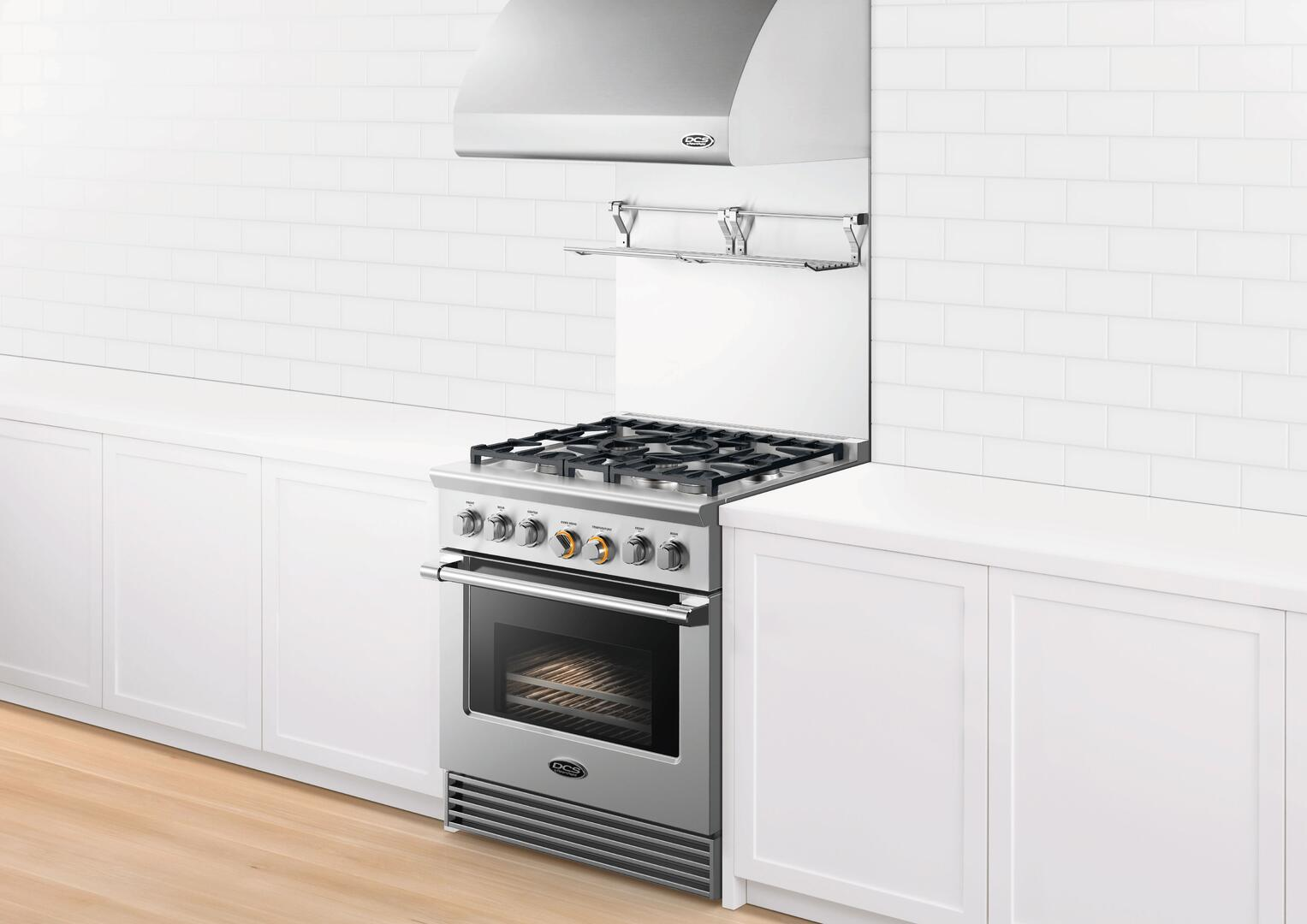 Dcs Rgv2305n 30 Inch Gas Freestanding Range With Sealed