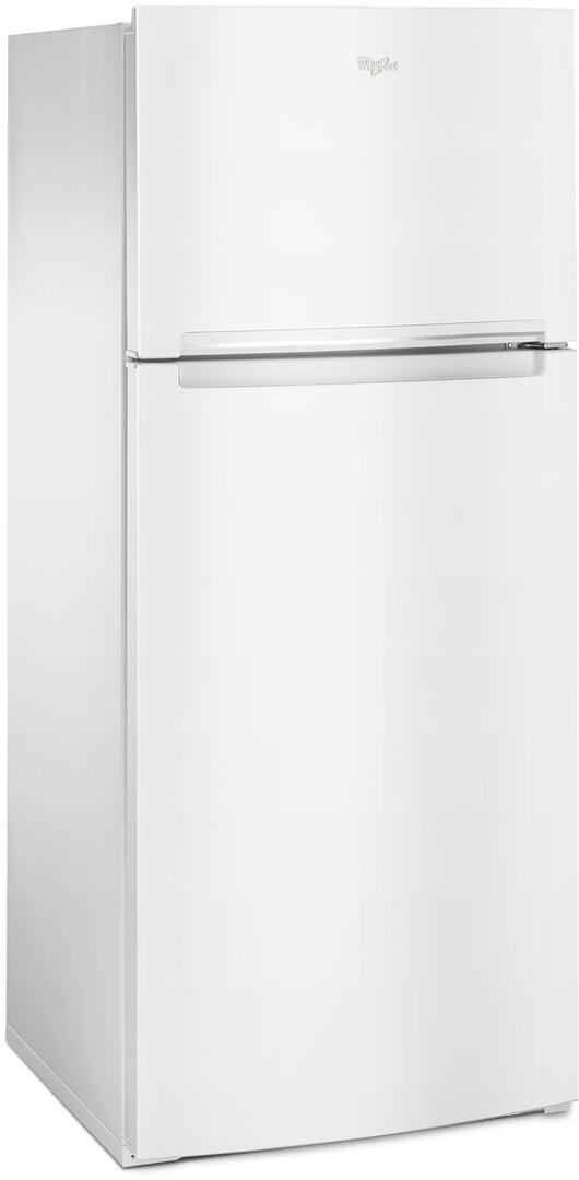 whirlpool side by side refrigerator white. whirlpool main image · side view by refrigerator white