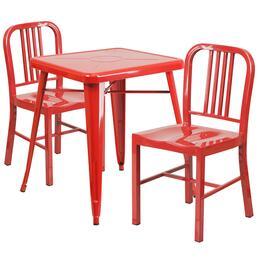 Flash Furniture CH31330218REDGG