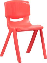 Flash Furniture YUYCX007REDGG