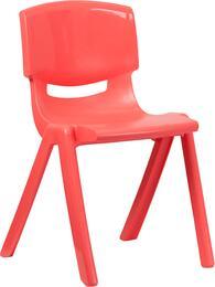 Flash Furniture YUYCX007REDGG