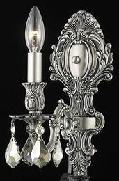 Elegant Lighting 9601W5PWGTSS