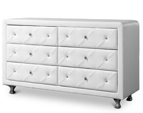 Wholesale Interiors BBT2030DRESSERWHITE