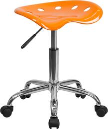 Flash Furniture LF214AORANGEYELLOWGG
