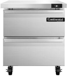 Continental Refrigerator SW27D