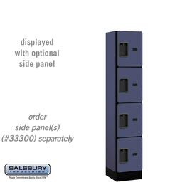 Salsbury Industries 34155BLU