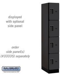 Salsbury Industries 34161BLK