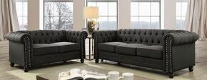 Furniture of America CM6342GYSFLV