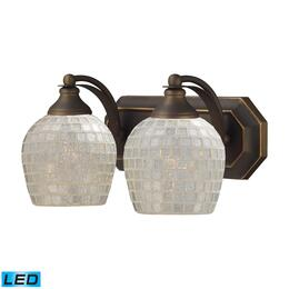 ELK Lighting 5702BSLVLED