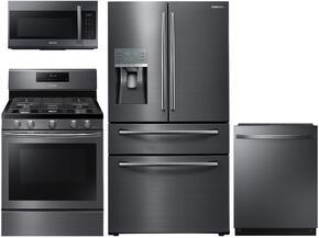 Samsung Appliance SAM4PCFSFD30GFIKIT5