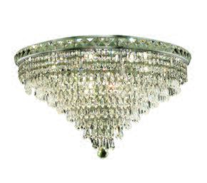 Elegant Lighting 2526F24CSA