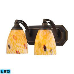 ELK Lighting 5702BYWLED