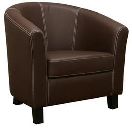 Wholesale Interiors J018DARKBROWN