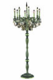 Elegant Lighting 9208FL24ABRC