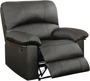 Global Furniture U99270BLACKRECLINER