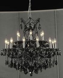 Elegant Lighting 2800D30BJTRC