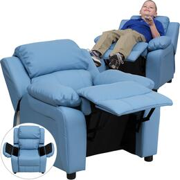 Flash Furniture BT7985KIDLTBLUEGG
