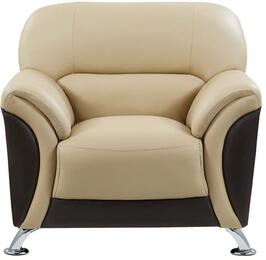 Global Furniture USA U9103CAPPCHOCCH