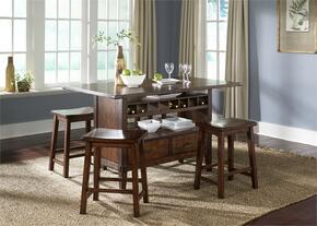 Liberty Furniture 121DR5PCS