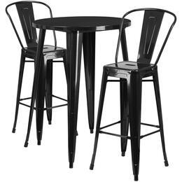 Flash Furniture CH51090BH230CAFEBKGG