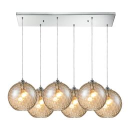 ELK Lighting 313806RCCMP