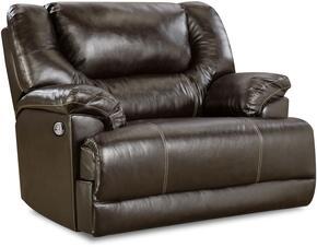Simmons Upholstery 50451BR195BINGOBROWN