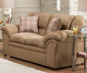 Simmons Upholstery 172002VENTURELATTE