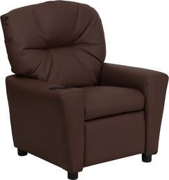 Flash Furniture BT7950KIDBRNLEAGG