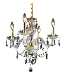 Elegant Lighting 7834D17GRC