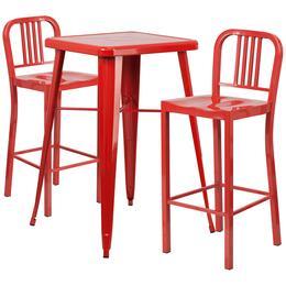 Flash Furniture CH31330B230REDGG