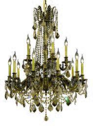Elegant Lighting 9215D28ABGTRC