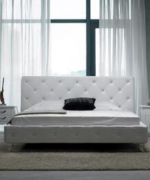 VIG Furniture VGKCMONTEWHTK