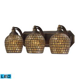 ELK Lighting 5703BGLDLED