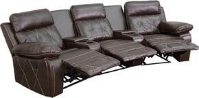 Flash Furniture BT705303BRNCVGG