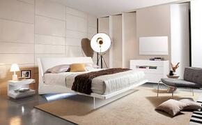 VIG Furniture VGWCSGB01WHTCK