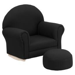 Flash Furniture SF03OTTOBLGG