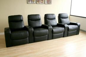 Wholesale Interiors 8326BLACK4SEAT