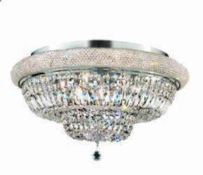 Elegant Lighting 1803F28CSA