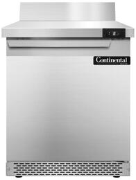 Continental Refrigerator SWF27BSFB
