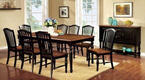 Furniture of America CM3431T8SCSV