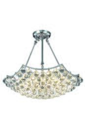 Elegant Lighting 9802D22CRC