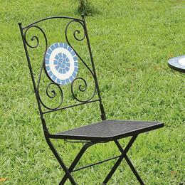 Furniture of America CMOT1801CH2PK