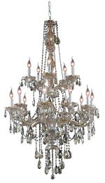 Elegant Lighting 7915G33GTGTRC