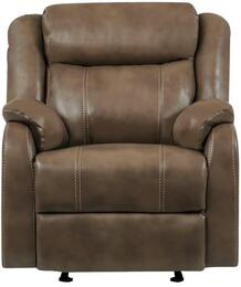 Global Furniture U7303CGRCWALNUT