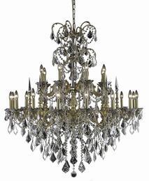 Elegant Lighting 9724G44FGEC