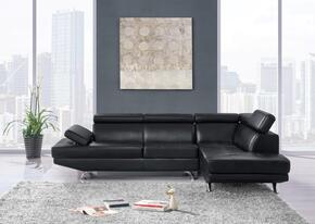 Global Furniture USA U9782NBLSECTIONAL