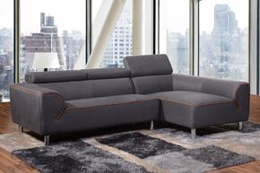 Diamond Sofa IMPULSERF2PCSECTGROR