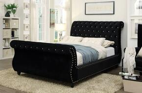 Furniture of America CM7128BKEKBED