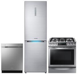 Samsung Appliance SAM3PCFSBF30GFISSKIT1